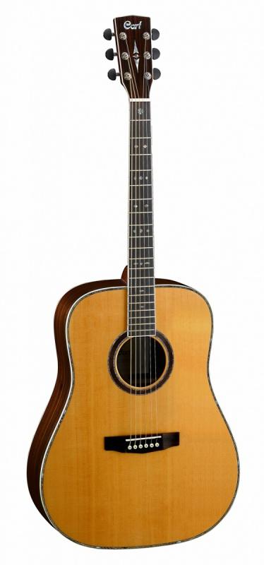 Акустическая гитара CORT Earth700 NAT