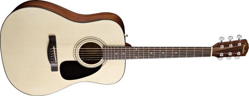 Акустична гітара FENDER CD-100 NAT