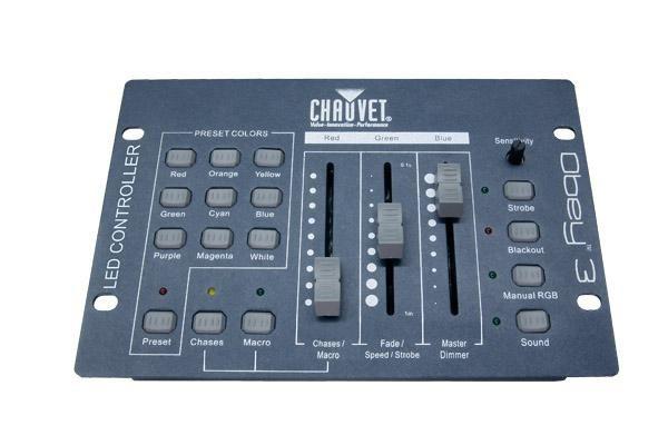 Контроллер CHAUVET OBEY 3