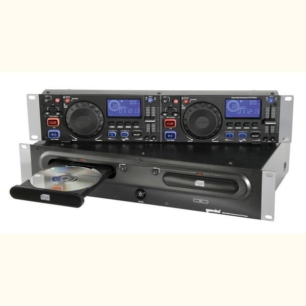 CD проигрыватель GEMINI CDX-2400