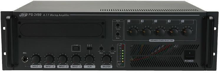Микшер-усилитель JDM PS-3120