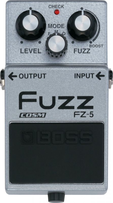 Педаль эффектов Boss FZ5