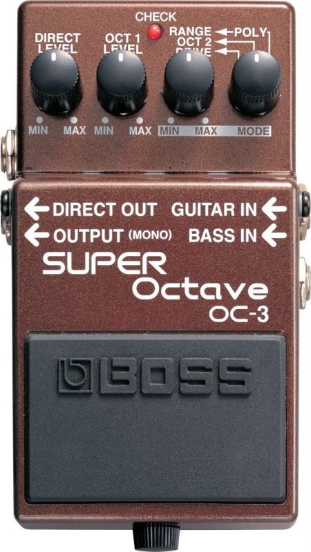 Педаль эффектов Boss OC3