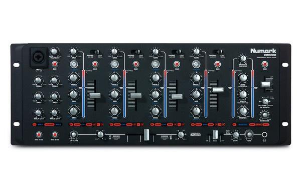 DJ микшерный пульт Numark PPD9000