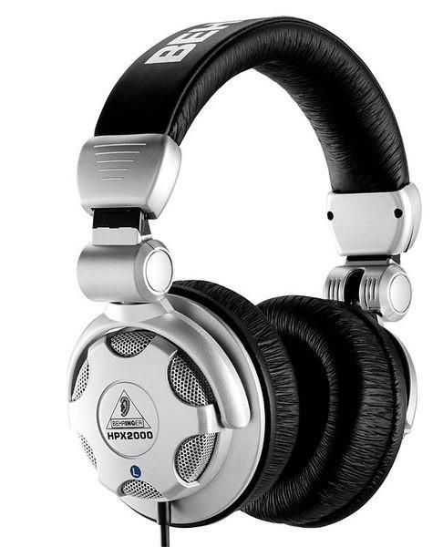 Наушники для DJ Behringer HPX2000
