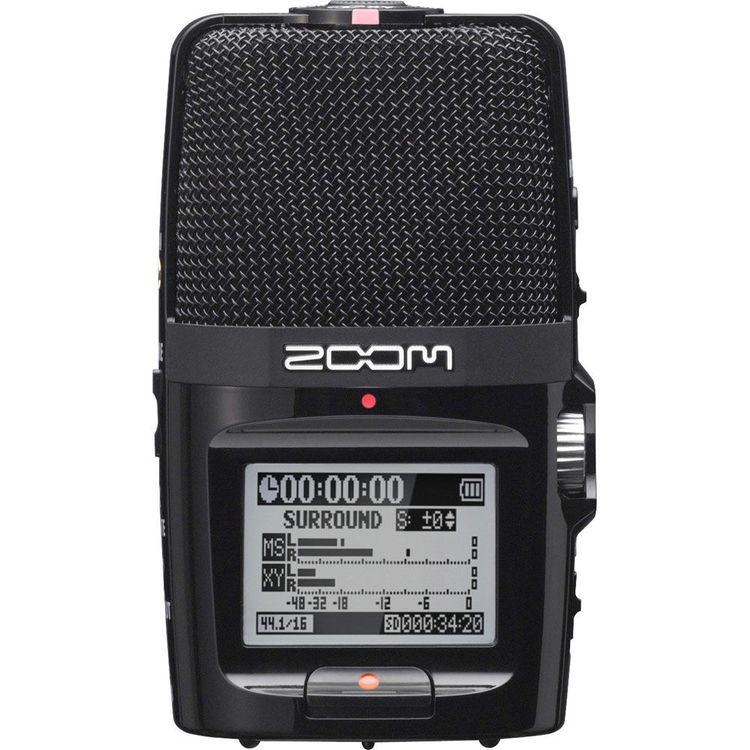 Аудио рекордер Zoom H2N (набор)