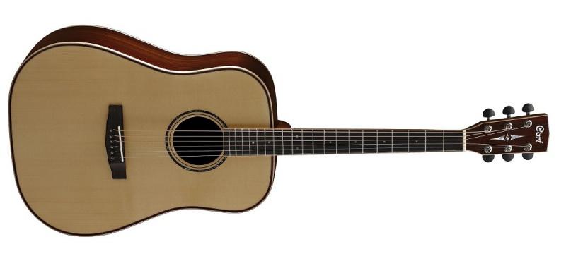 Акустическая гитара Cort AS-E5 NAT