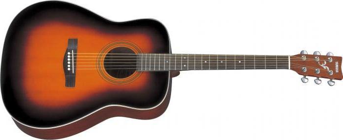 Акустична гітара YAMAHA F370 TBS