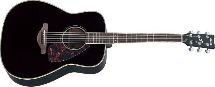 Акустична гітара YAMAHA FG720S BL