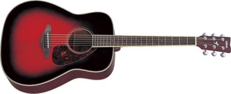 Акустическая гитара YAMAHA FG720S DSR