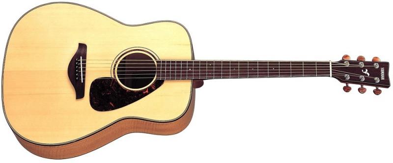 Акустическая гитара YAMAHA FG750S