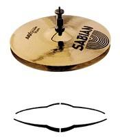 """Тарелка SABIAN 14"""" AAX Studio Hats"""