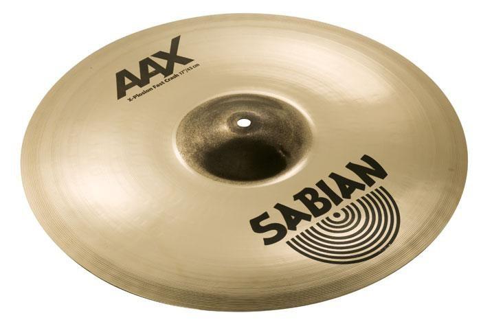 "Тарелка SABIAN 17"" AAX X-plosion Fast Crash (21785XB)"