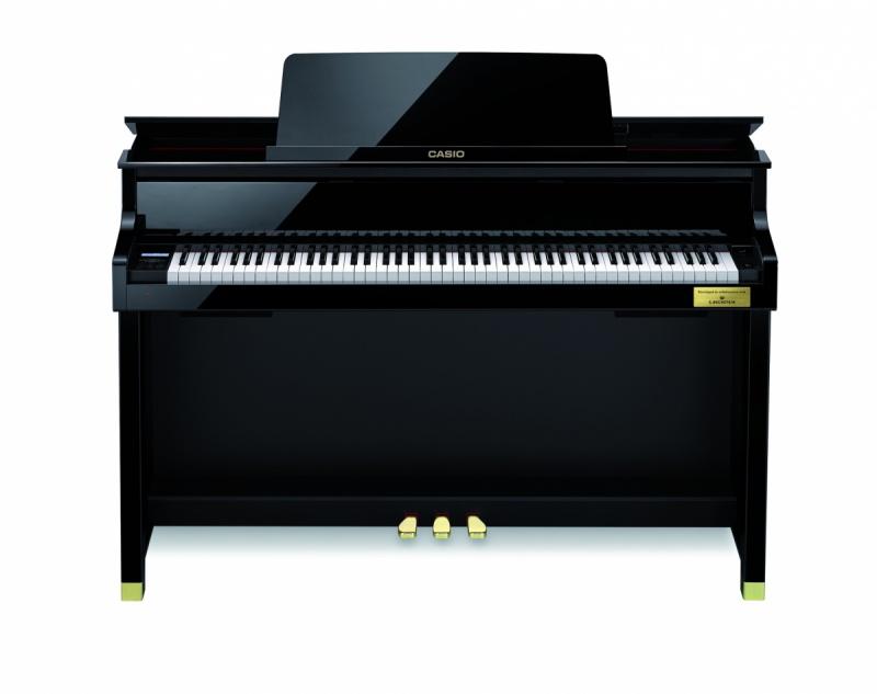 Цифровое пианино Casio GP-500 BK