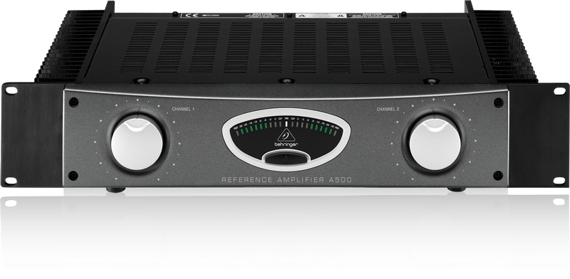 Усилитель звука Behringer A500