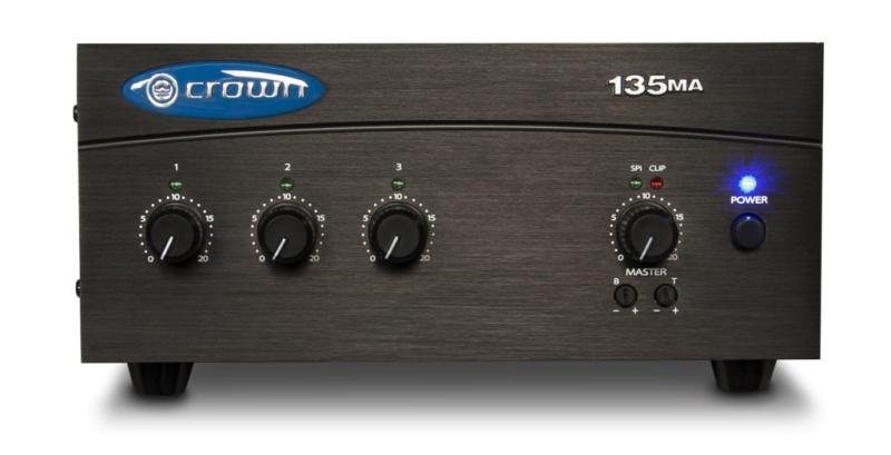 Трансляционный усилитель Crown 135MA