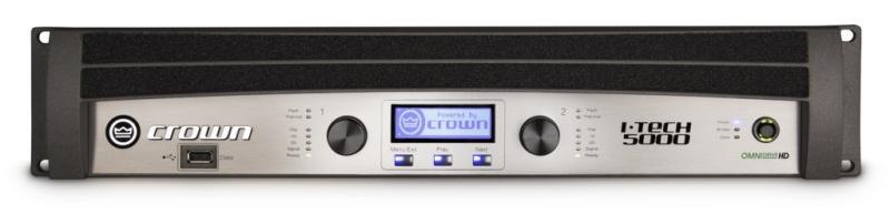 Crown IT 5000 HD