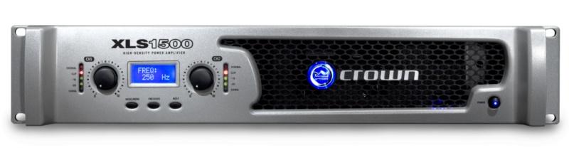 Усилитель мощности Crown XLS 1502