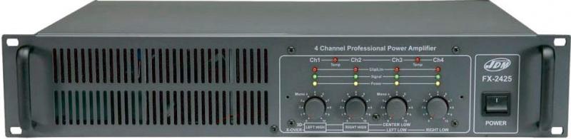 Усилитель мощности JDM FX-2425