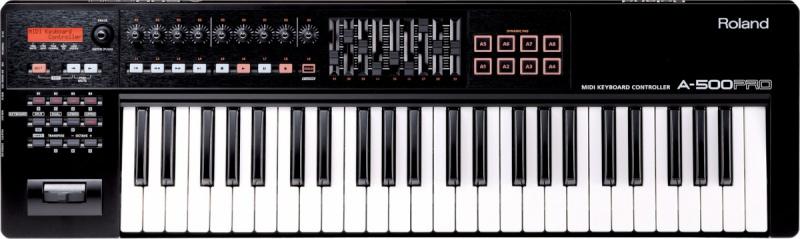 USB-MIDI контроллер  Cakewalk A500PRO