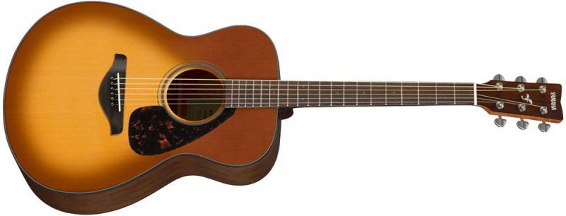 Акустическая гитара Yamaha FS800 SDB