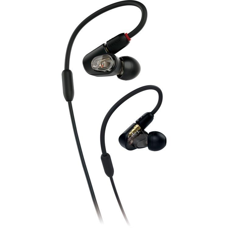 Студийные наушники Audio-Technica ATH-E50