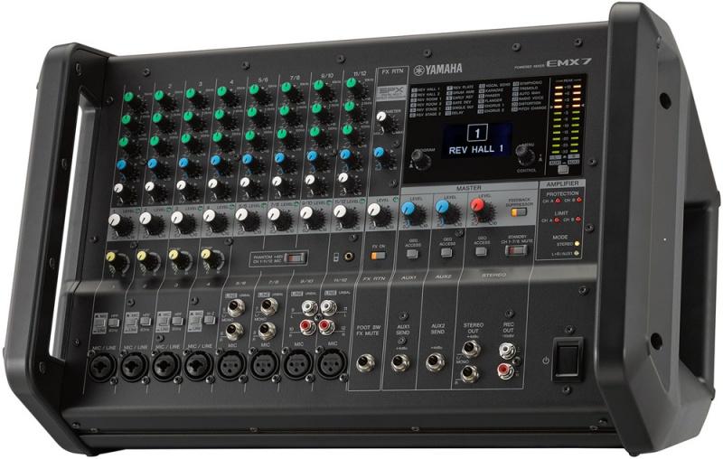 Микшерный пульт Yamaha EMX7