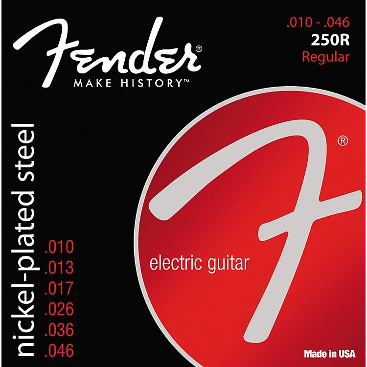 Струны для электрогитары FENDER 250R