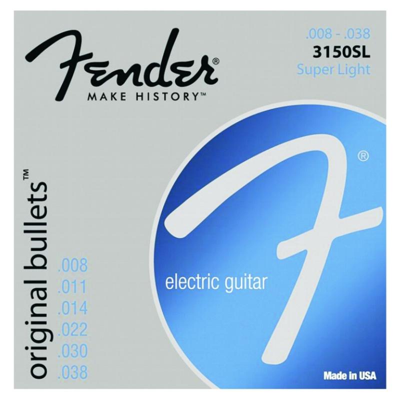 Струны для электрогитары FENDER 3150SLFENDER 3150SLFENDER 3150SL