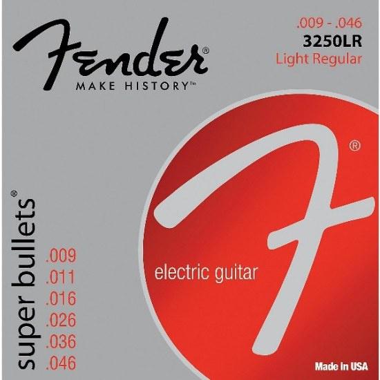Струны для электрогитары FENDER 3250LR
