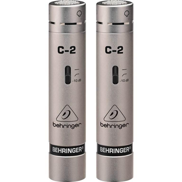Набор микрофонов  Behringer C2
