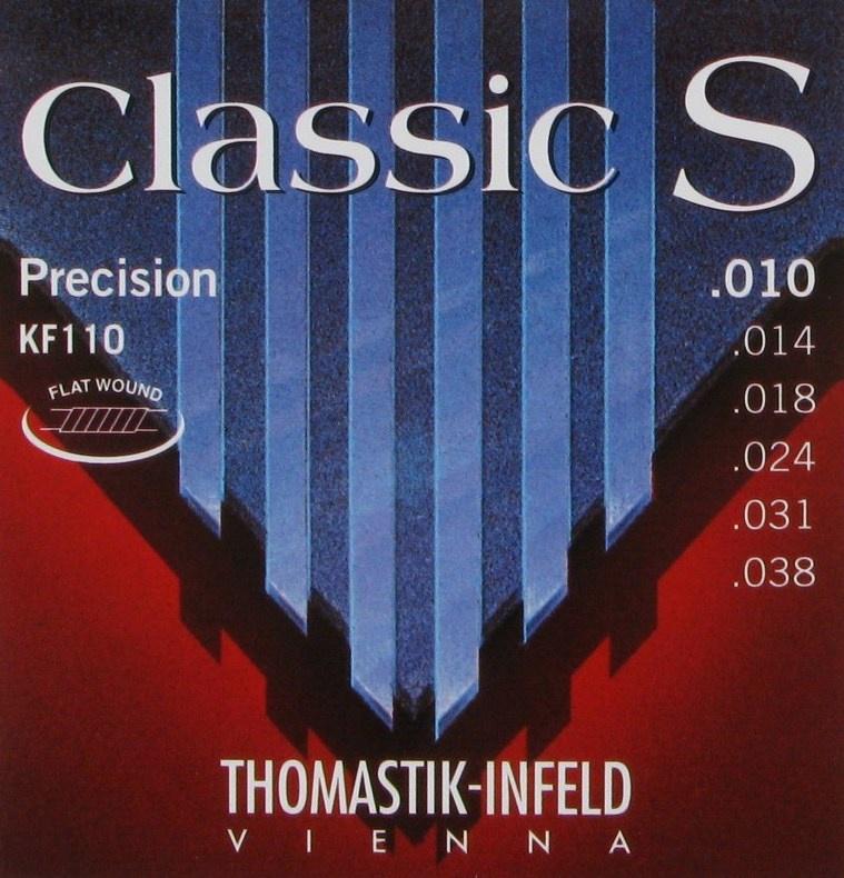 Струны для гитары Thomastik Classic Precision KF110