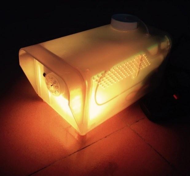 Генератор дыма STLS 400W LED