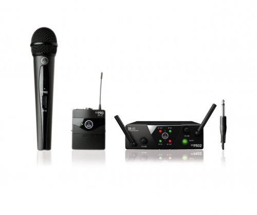 Радиосистема AKG WMS40Mini2Mix