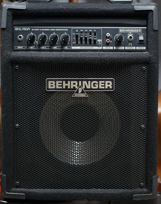 Behringer BXL450A ULTRABASS