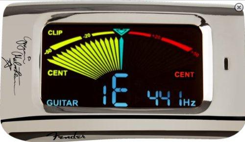 Fender Clip-on Tuner Yngwie Malmsteen Signature Model