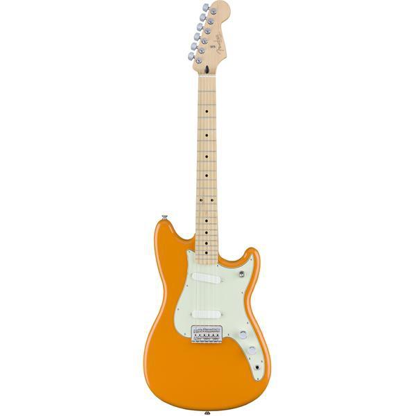 Электрогитара Fender Offset Duo Sonic MN Capri Orange Электрогитара