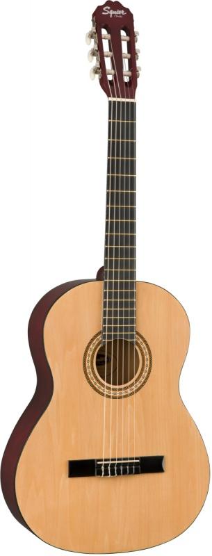 Классическая гитара SQUIER by Fender SA 150N Classical NAT Классическая гитара