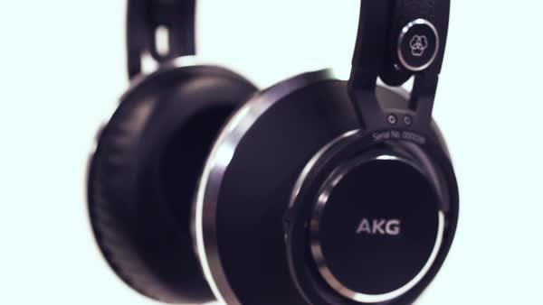 Наушники AKG K872