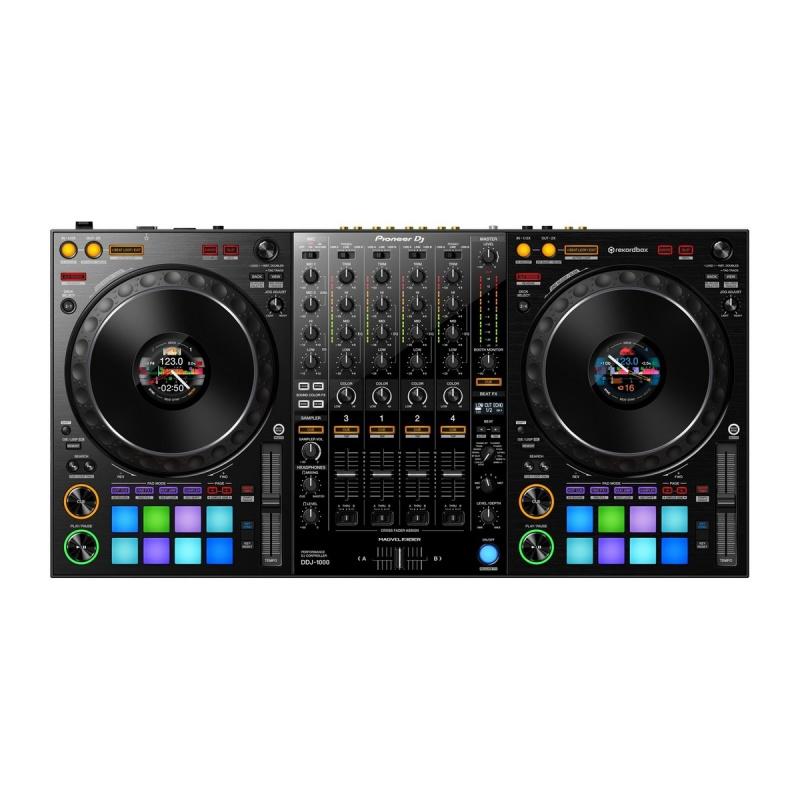 DJ контроллер Pioneer DDJ-1000