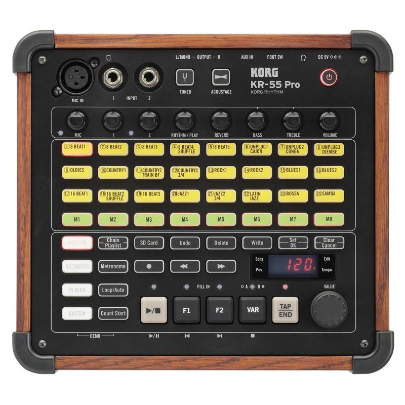 Драм машина Korg KR-55 Pro
