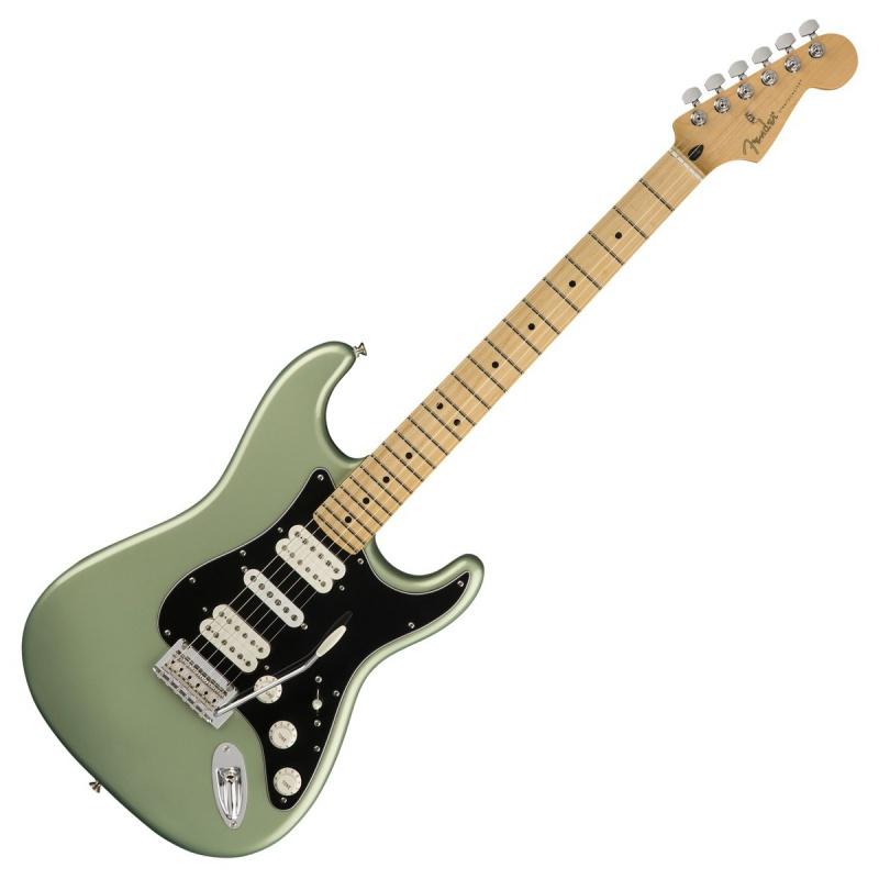 Электрогитара Fender Player Stratocaster HSH MN SGM