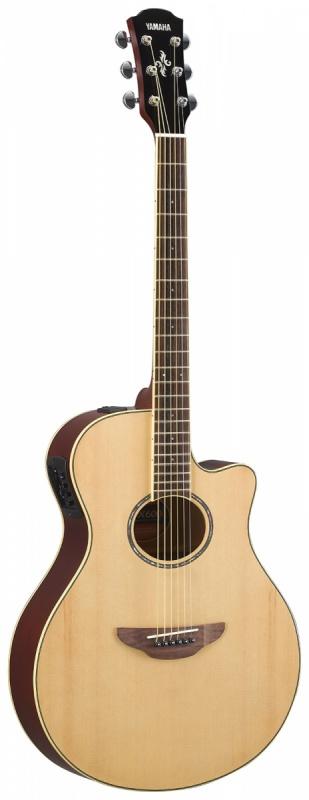 Электроакустическая гитара Yamaha APX600 NAT