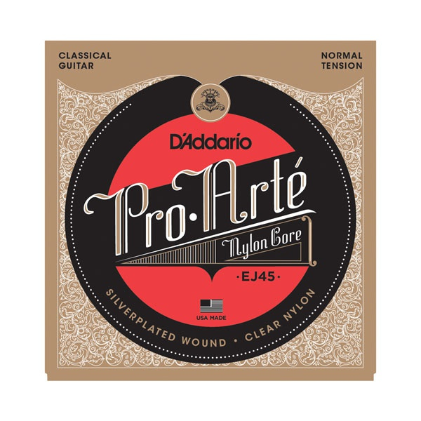 D'ADDARIO EJ45 PRO ARTE NORMAL TENSION
