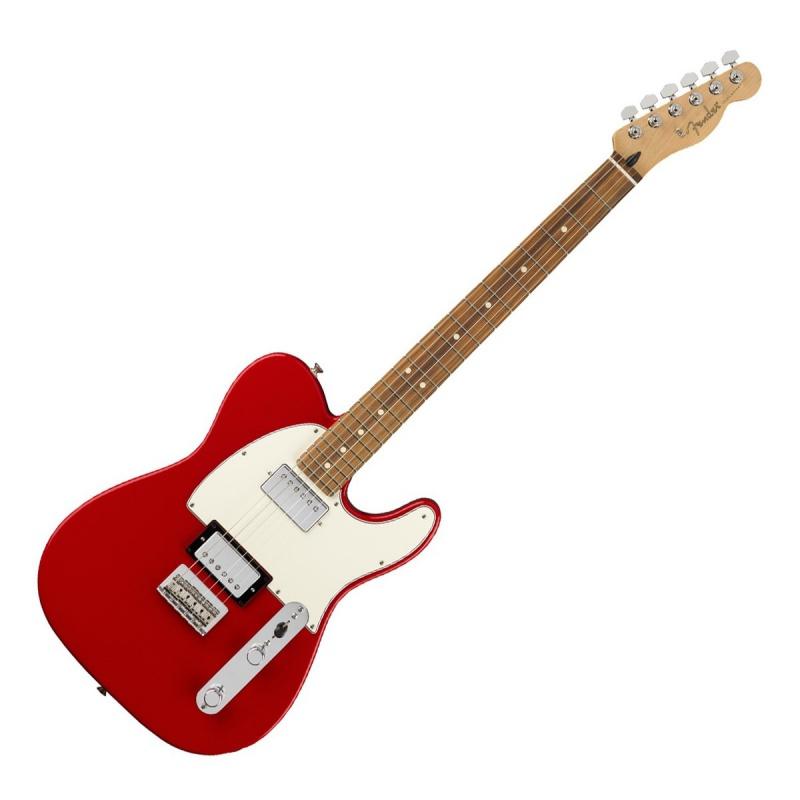 Электрогитара Fender Player Telecaster HH PF SRD
