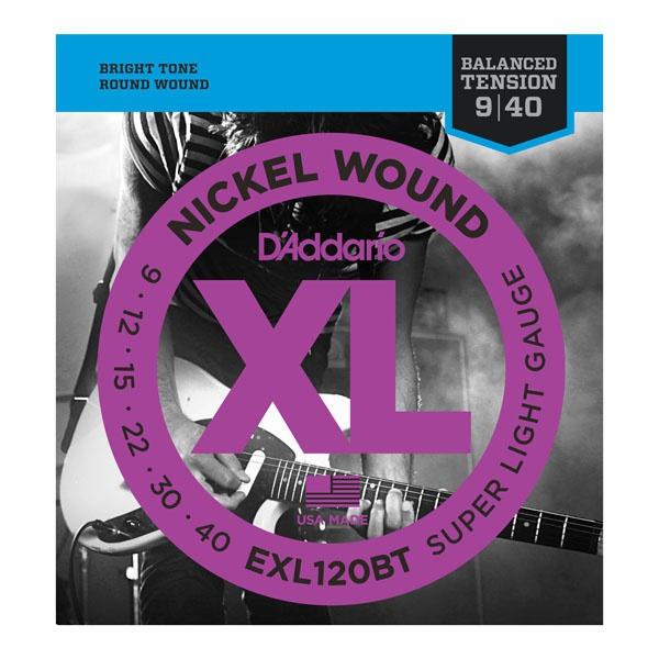 D'ADDARIO EXL120 XL Super Light