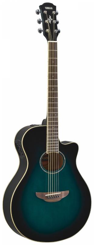 Электроакустическая гитара YAMAHA APX600 (OBB)