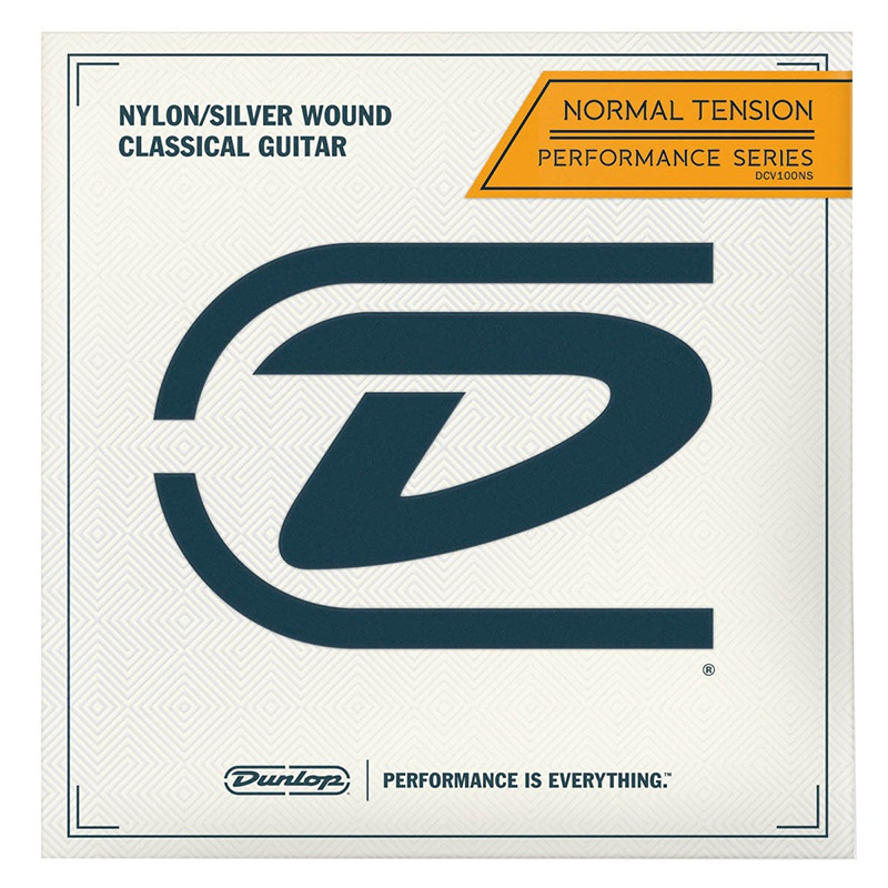 Струны для гитары DUNLOP DCV100NS Performance Series Classical