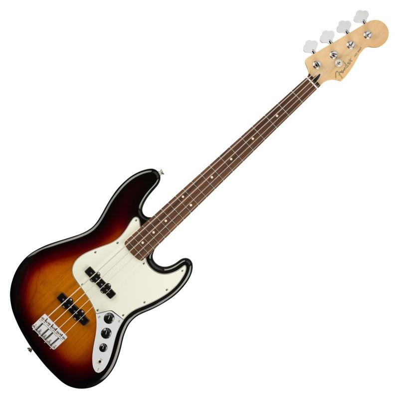 Бас-гітара Fender Player Jazz Bass PF 3TS