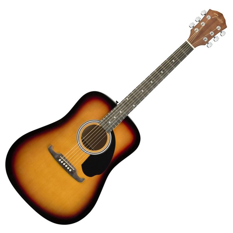 Акустична гітара Fender FA-125 Dreadnought Acoustic Sunbust